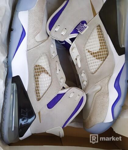 Nike Air Jordan Mars 270 summit white/metallic gold
