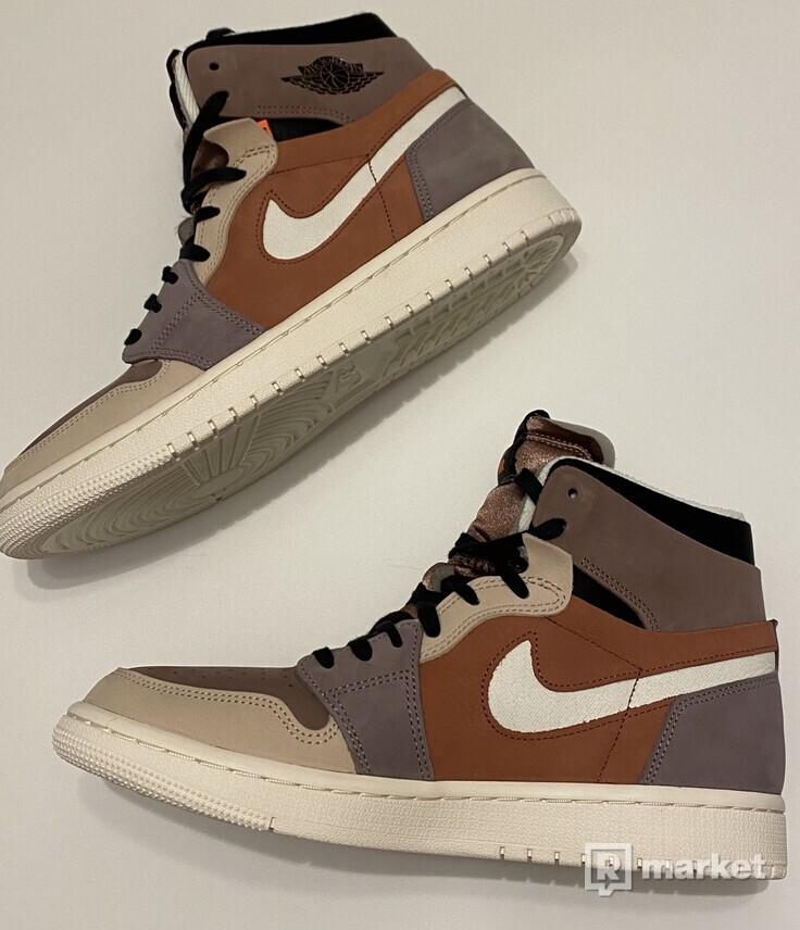 Nike Air Jordan 1 Canyon Rust