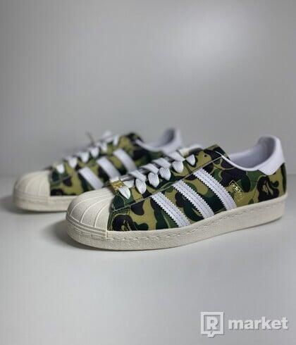 Adidas Superstar BAPE 80s