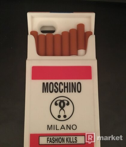 Moschino obal pre iPhone 6/s