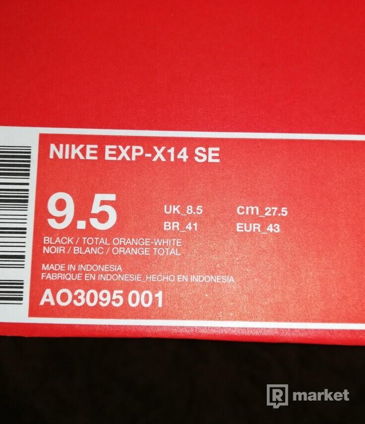Nike exp-14