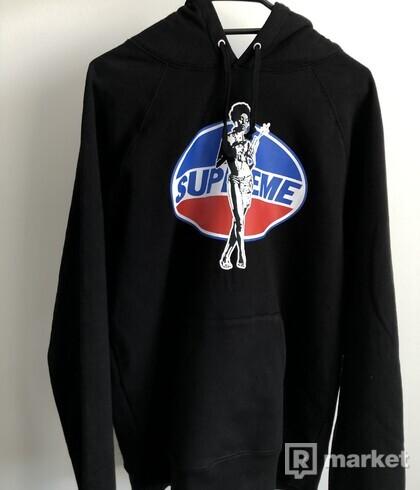Supreme x Hysteric Hoodie