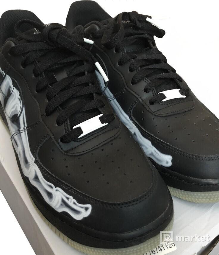 Nike aF1 skeleton