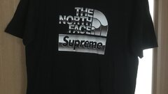 Supreme x The North Face tričko veľ. M