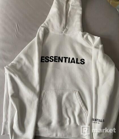 Essentials hoodie XL