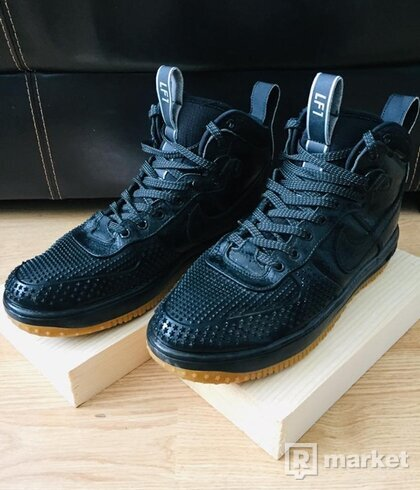 Nike Lunar Force 1 black