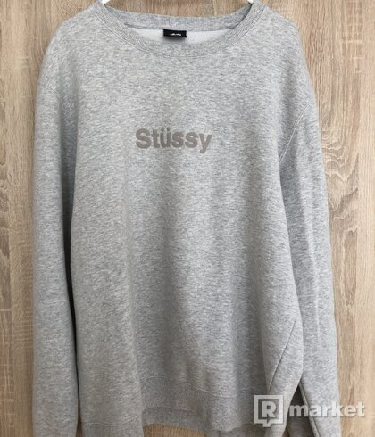 Stussy crewneck