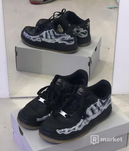 Air force skeletony 1