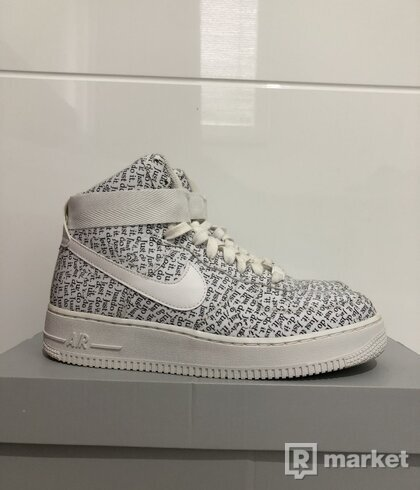 "Nike WMNS Air Force 1 Hi Lx ""Just Do It"""