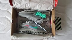 Nike Air Max 97 x Off White Menta US 9