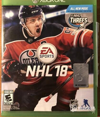NHL 18 XBOXONE