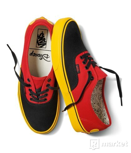 """Vans """"mickey mouse"""""""