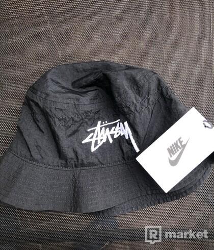 Nike x Stussy bucket hat