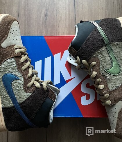 Nike Dunk Concepts Turdunker