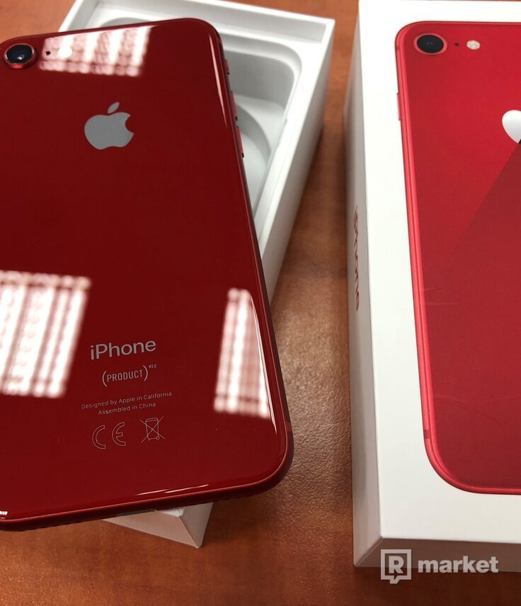 iPhone 8 RED 256