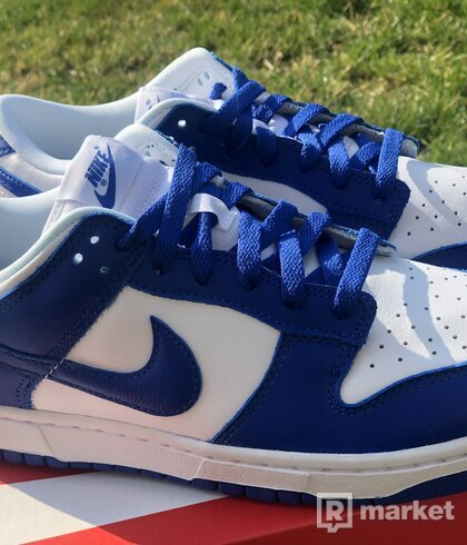 Nike Dunk Low Varsity Royal SP