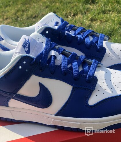 Nike Dunk Low Varsity Royal SP