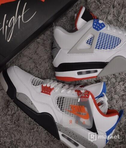 Air Jordan Retro 4 What The