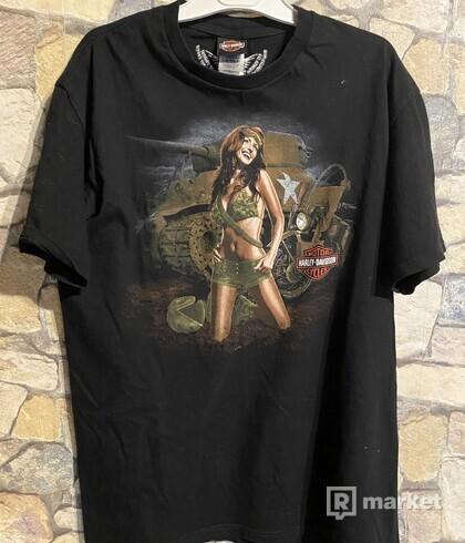 Harley Davidson Tričko