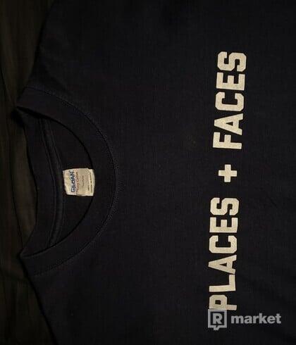 Tričko Places+Faces