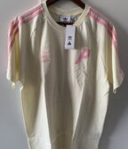 Palace adidas Stan Smith T-Shirt Cream