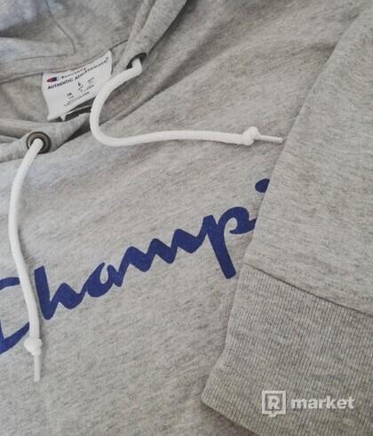 Champion sivá mikina