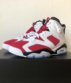 Nike Air Jordan 6 Carmine Retro 2021