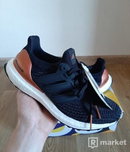 Adidas Ultraboost J Bronze