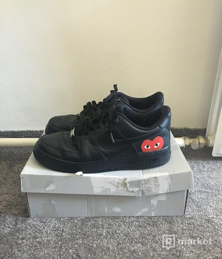 Nike Cdg Airforce