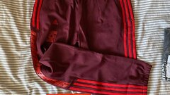 YEEZY Calabasas Track Pants Maroon