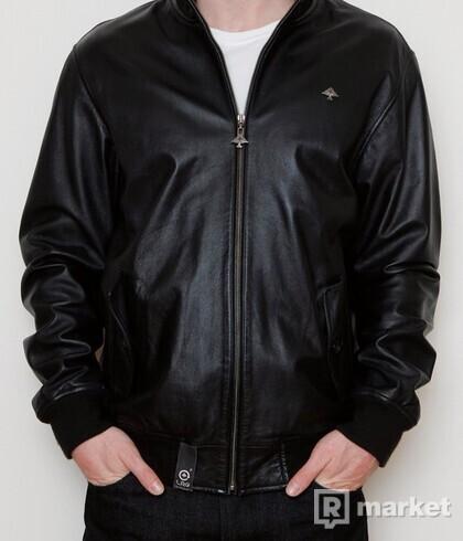 LRG bunda z pravé kůže