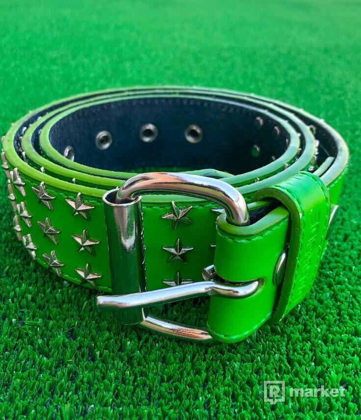 Green star belt