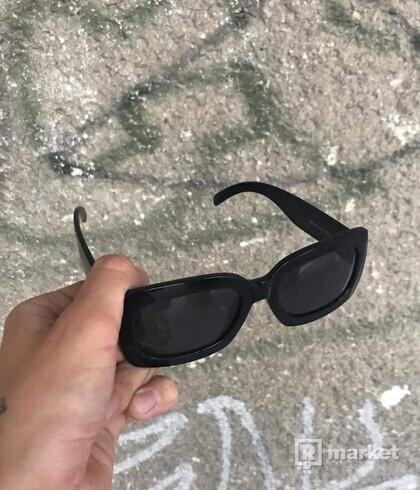 Vintage okuliare na leto