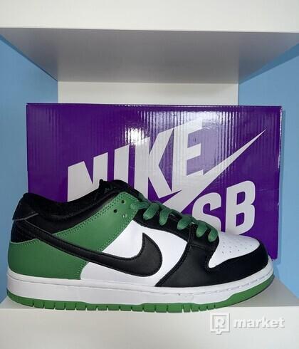 Nike Dunk Low Pro Classic Green 41