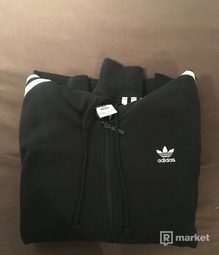 Adidas mikina 3 stripes