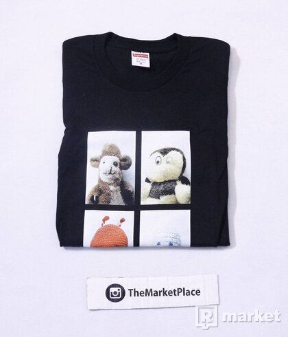 Supreme x Mike Kelly Ahh...Youth! tee