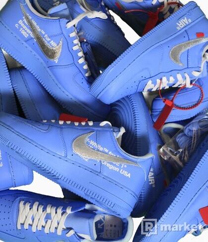 Nike x Off White Air Force MCA
