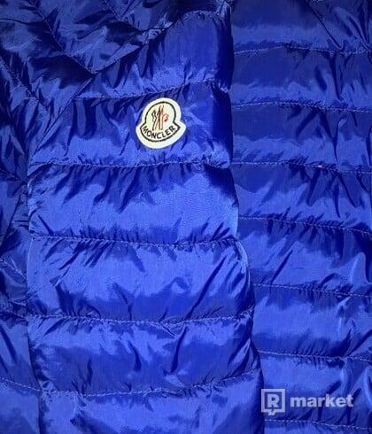 Modra bunda Moncler