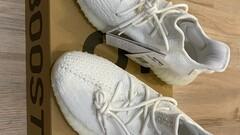 Yeezy boost triple white New 44 2/3