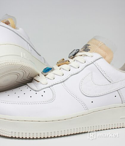 """Nike Air Force 1 Low '07 LX """"Bling"""" WMNS 2020"""