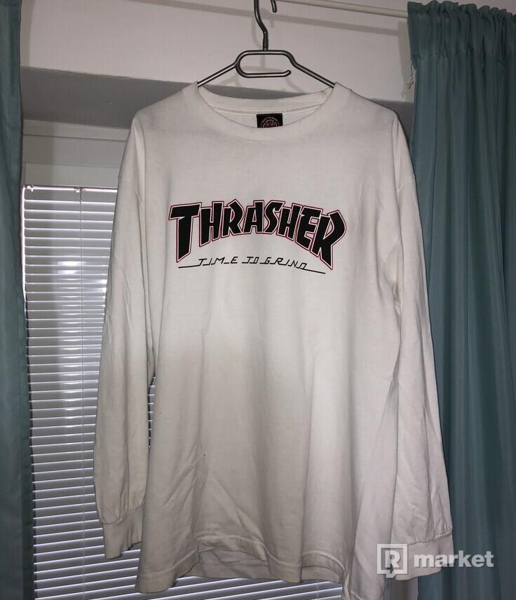 Predám thrasher x independent