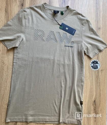 tričko G-STAR RAW