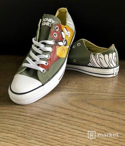 Converse x Looney Tunes (Taz)