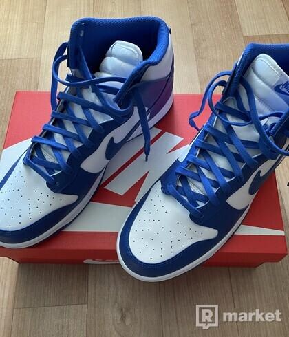Nike Dunk Game Royal vel. 47.5