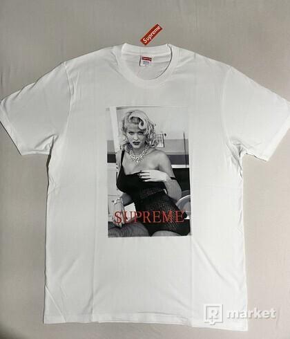 Supreme Anna Nicole Smith Tee White