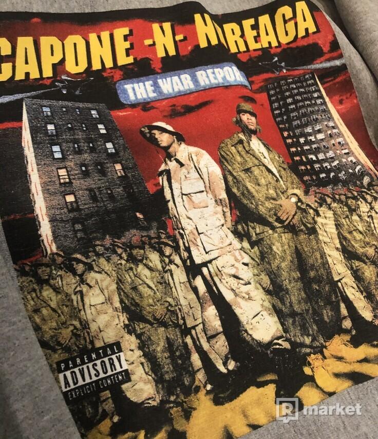 Supreme Capone Hoodie L