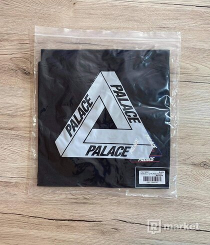 PALACE TRI-FERG T-SHIRT BLACK