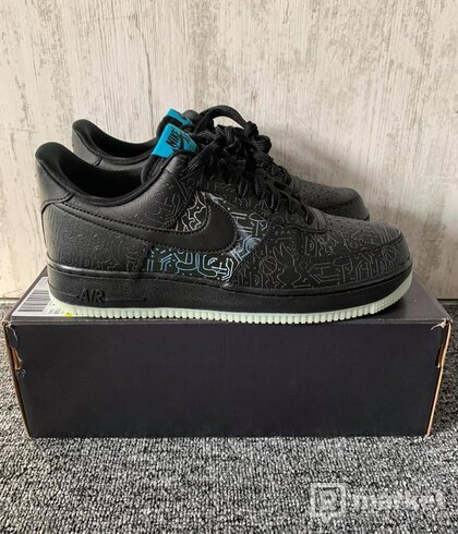 Nike Air Force 1 Low Computer Chip Space Jam (US 8,5)