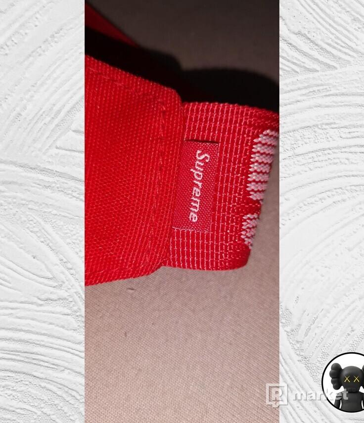 Supreme Waist Bag (SS18) Red