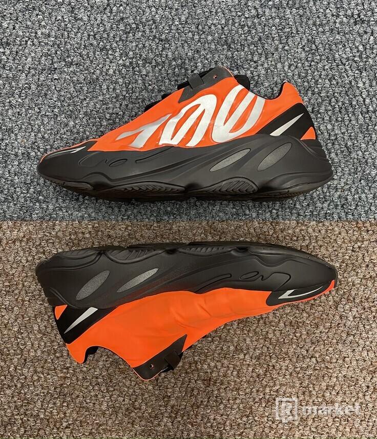 Adidas Yeezy 700 MNVN Orange